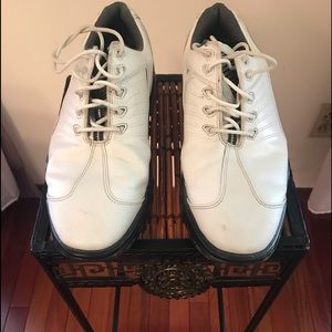 Men's foot joy golf shoes
